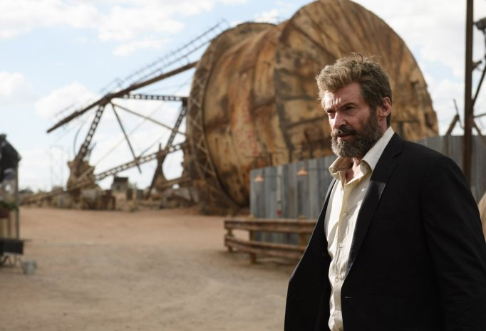 The many looks of Hugh Jackman: Logan