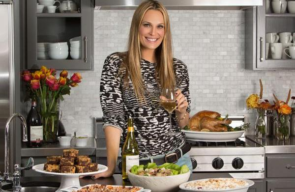 Molly Sims shares her favorite family