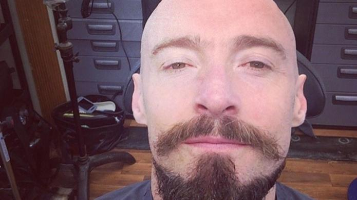 There's something different about Hugh Jackman.