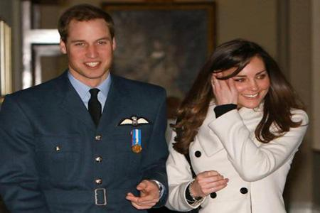 Prince William and Kate Middleton: Record