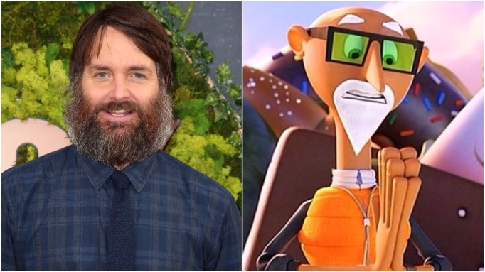Animated Villains: Will Forte