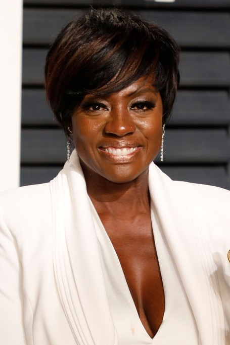 Female Celebrities Hair Loss | Viola Davis