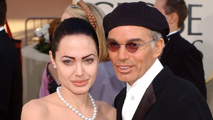 Billy Bob Thornton's marriage to Angelina
