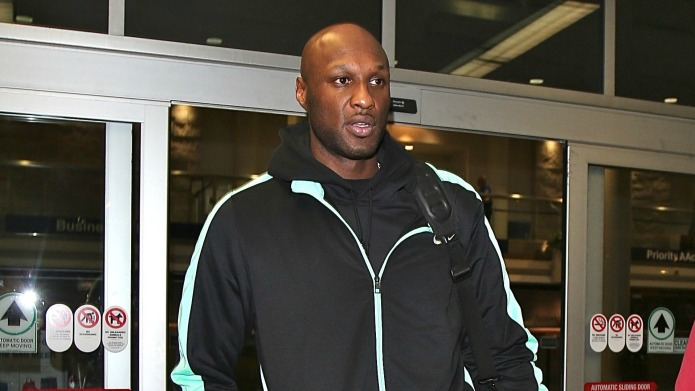 Lamar Odom's holiday plans lead to