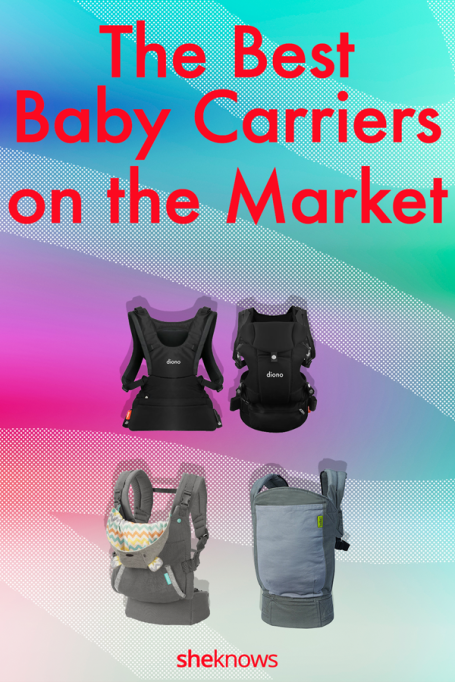 The Best Baby Carriers 2018 - Ergobaby, Boba, Moby