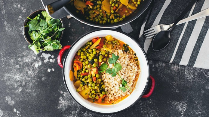 Hearty vegan stews that'll keep you