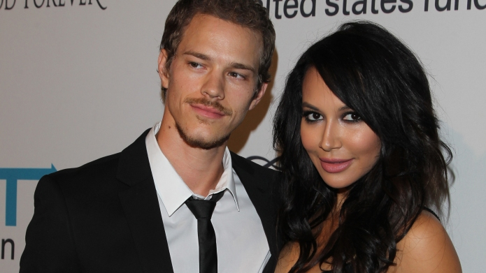 Naya Rivera just announced she's expecting