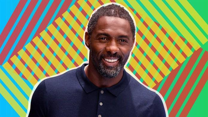 Betcha Forgot Idris Elba Was in