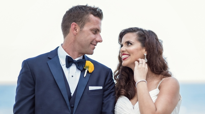 Sonia and Nick on Married at