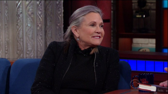 Carrie Fisher Earned an Emmy Nomination