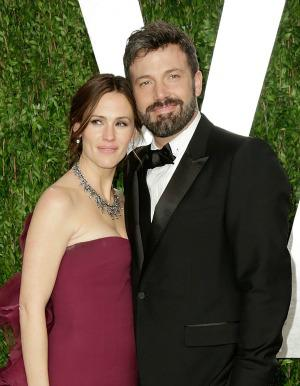 "Ben Affleck, post-Oscar, is happy ""Hanging"