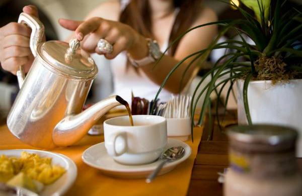 How drinking tea can lower your