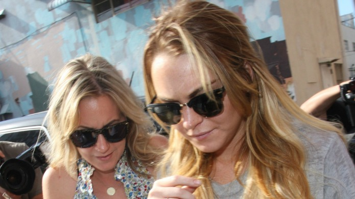 Dina Lohan makes excuses for marrying