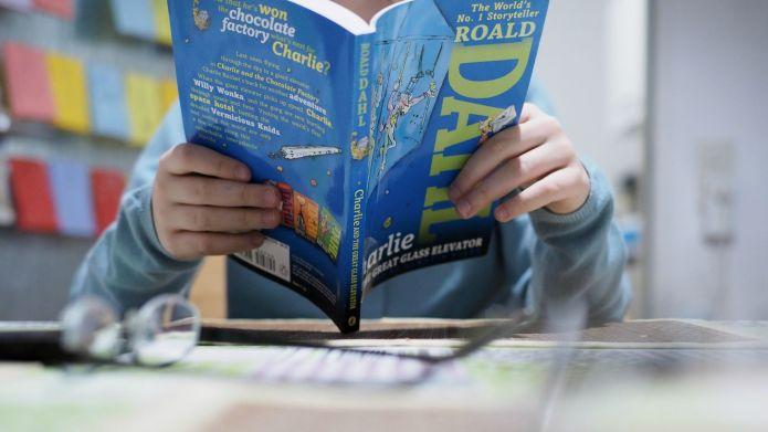 McDonald's is giving away Roald Dahl