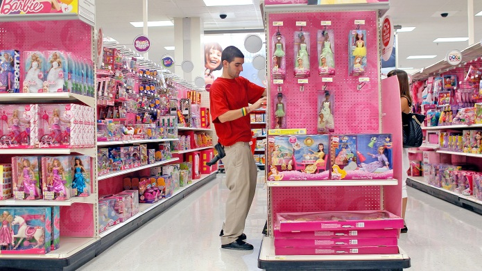 Target will no longer sell 'toys