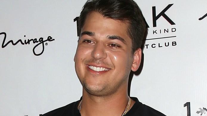 Rob Kardashian is allegedly turning his