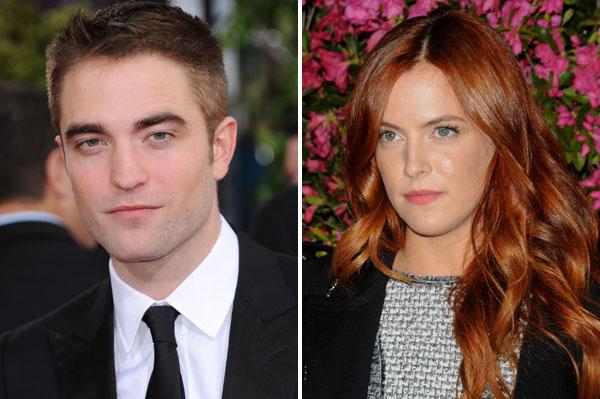 Robert Pattinson dating Riley Keough