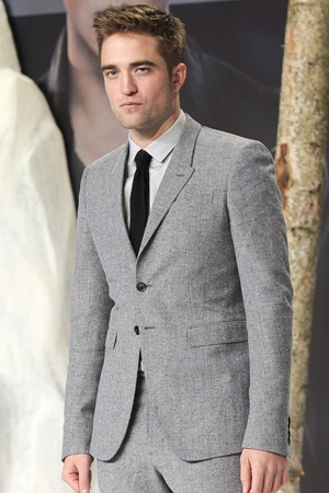 Robert Pattinson snubbed from the People's Choice Awards