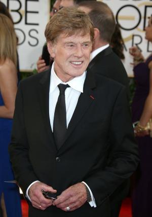 Robert Redford addresses his Oscar snub