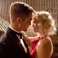 Robert Pattonson and Reese Witherspoon, Water for Elephants