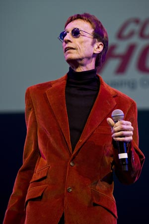 Robin Gibb dead at 62 from liver cancer
