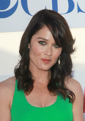Robin Tunney on the CW Summer Press Tour