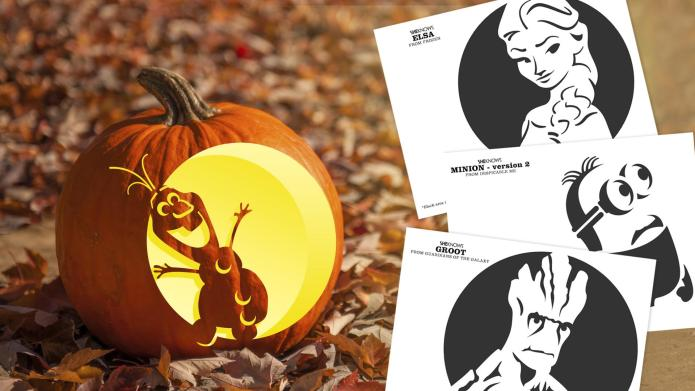These Cinematic Pumpkin-Carving Templates Will Be