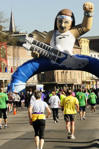 Rock n Roll Marathon