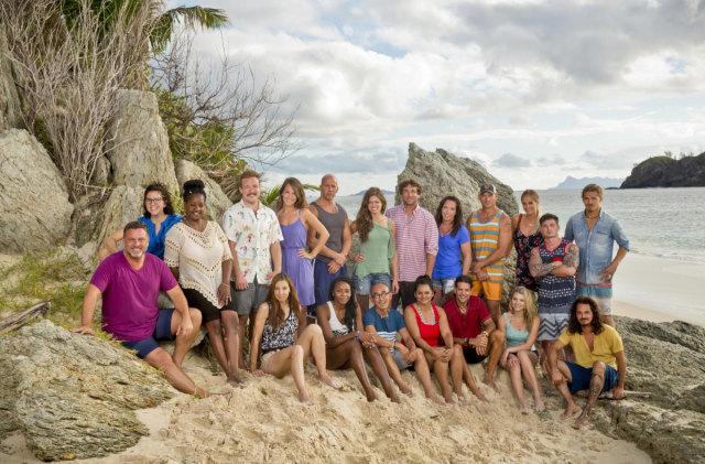 Full cast photo for Survivor: Game Changers