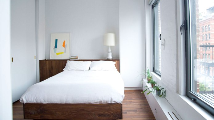 20 Tiny but Gorgeous Bedrooms That