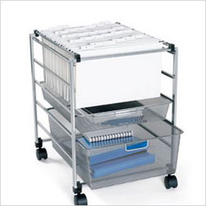 Rolling file storage cart | Sheknows.ca