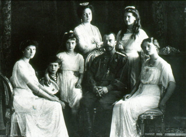 Romanov Family 1