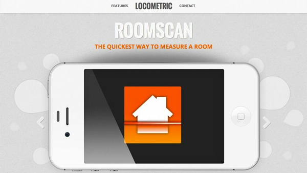 RoomScan app