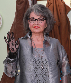 Roseanne Barr to star on The Office