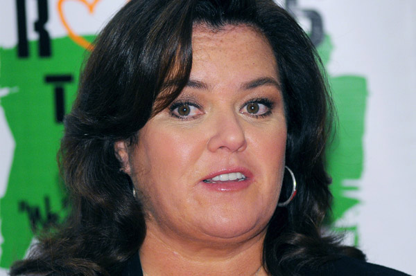 Rosie O'Donnell got engaged awhile ago