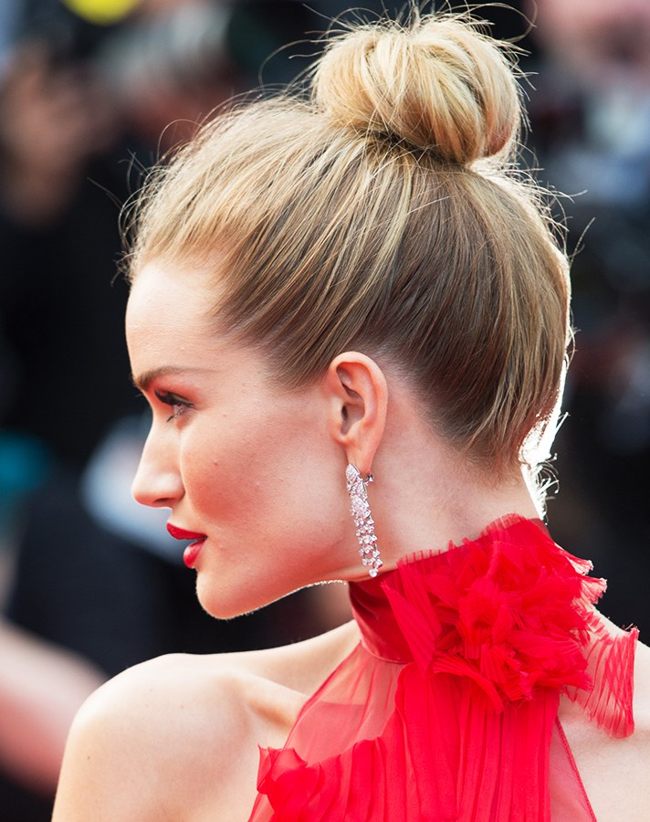 Soft and Smooth Topknot