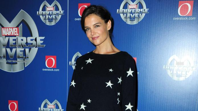 Katie Holmes moves out of New