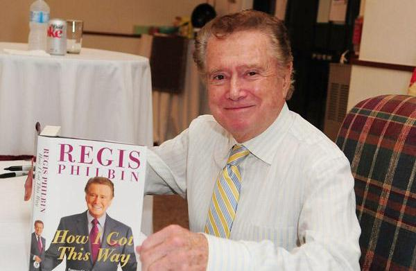 Regis Philbin wants to be the