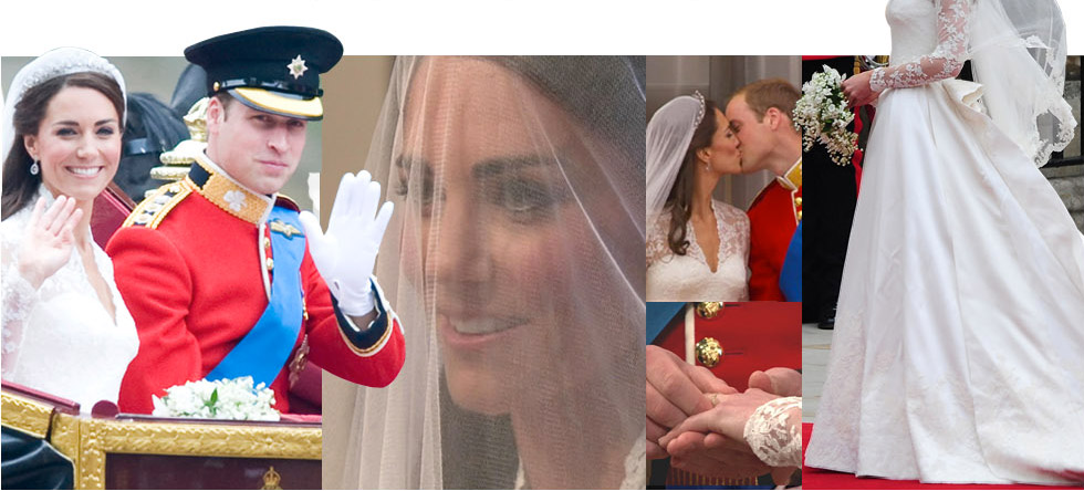 Royal Wedding Photos - After