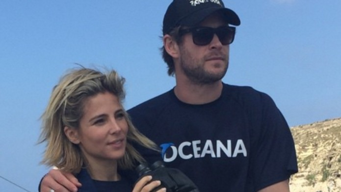 15 Photos of Chris Hemsworth and