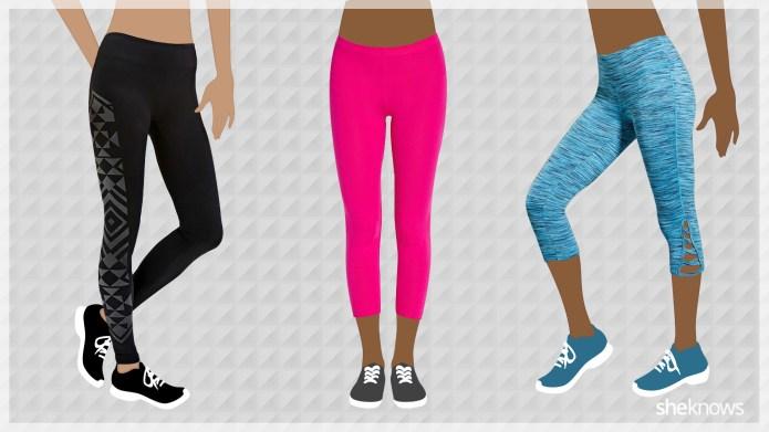 15 Bold and beautiful athleisure leggings