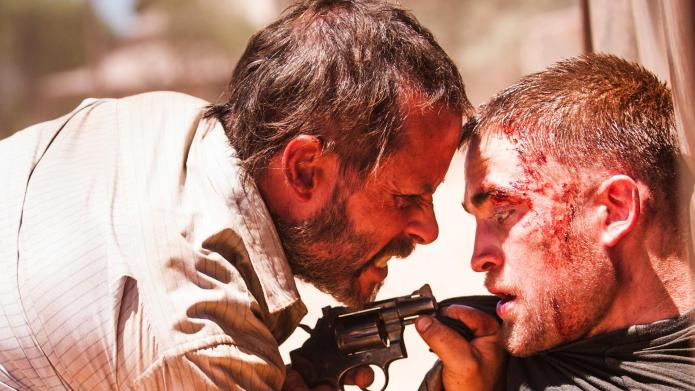 Robert Pattinson's performance in The Rover