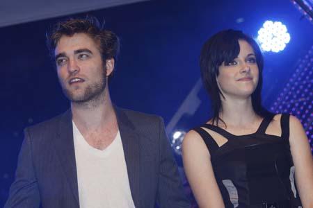 Are Robert Pattinson and Kristen Stewart engaged?