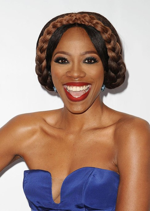 Best Celebrity Braids: Yvonne Orji | Celeb Hair Inspo 2017