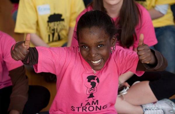 Strong Women Strong Girls: Mentoring program