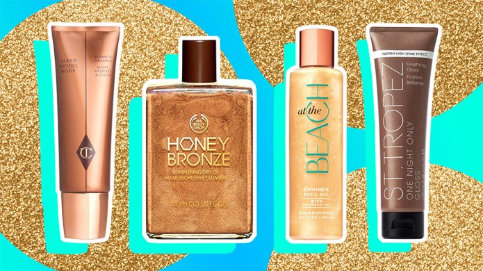 The Best Bronzing Oils for a