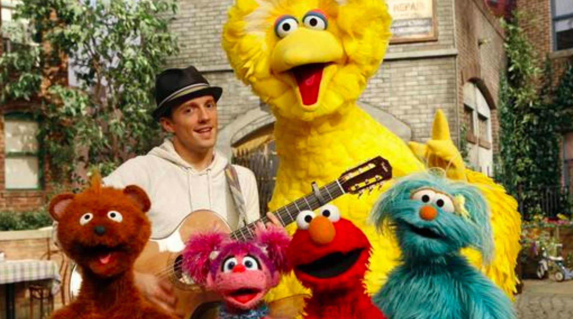 Sesame Street baby names brought to you by letters A through Z