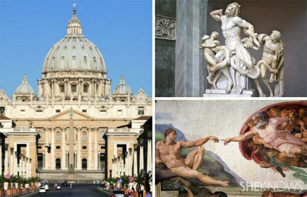 Rome's hidden treasures in plain sight