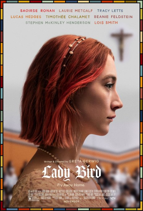 The best movies of 2017 directed by women: 'Lady Bird'