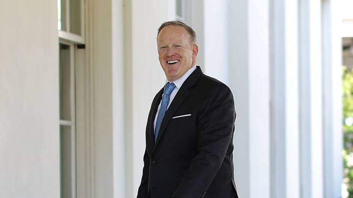 Sean Spicer Is Too Good Too